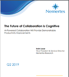 Cognitive Collaboration Whitepaper Cover Page
