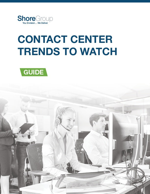 contact-center-trends-to-watch-guide-cover-woman-in-contact-center-interacting-with-a-customer