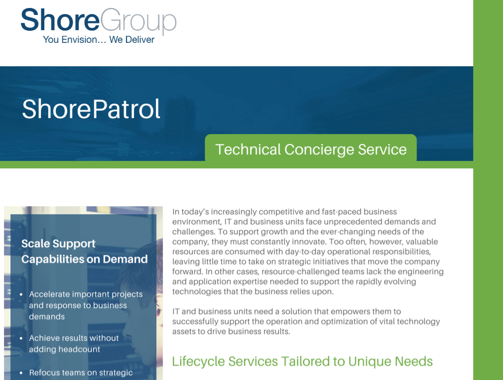 ShorePatrol_Technical_Concierge_Services_Cover