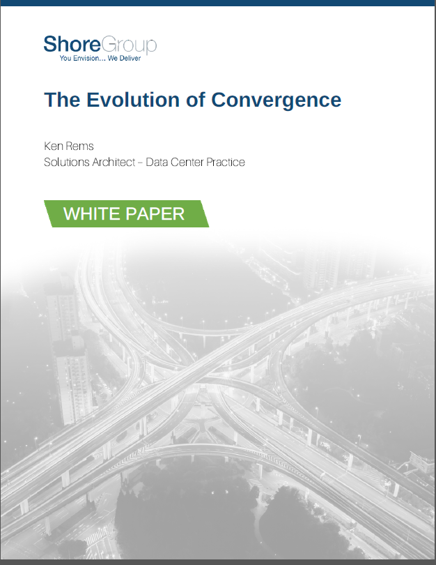 Evolution of Convergence Whitepaper coverpage