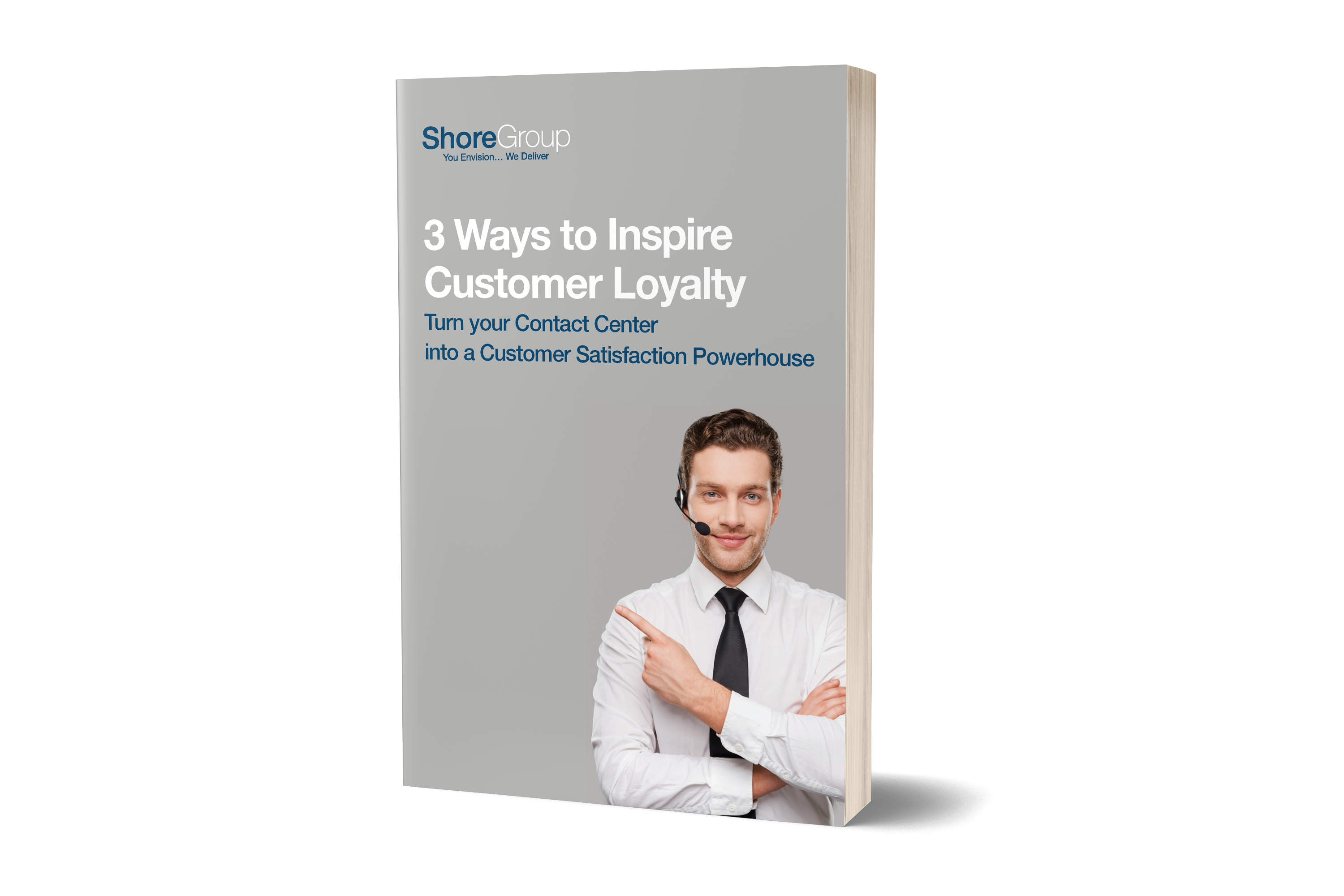 Three Ways to Inspire Customer Loyalty 3D Image