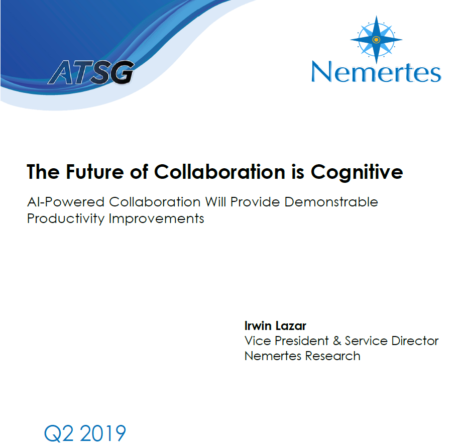 Cognitive Collaboration Whitepaper Cover
