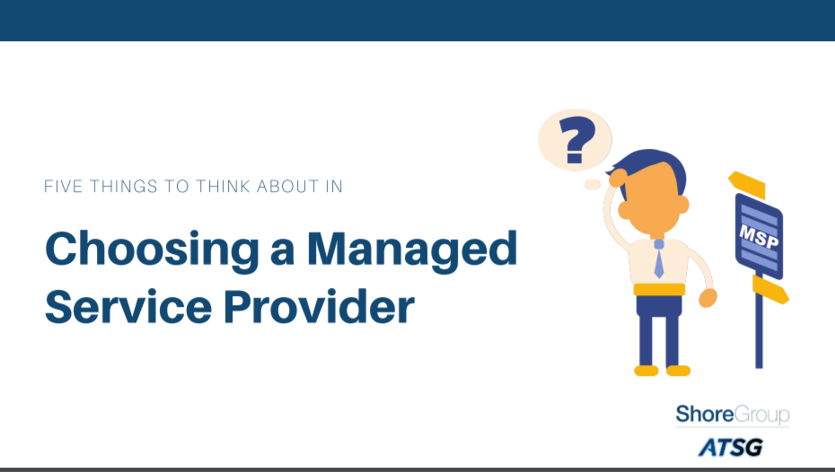 Five-Things-To-Think-About-A-Managed-Service-Provider-Dual-Logo-Cover